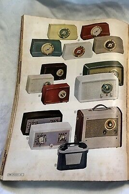 Rare Mid Century 1952 Summer Catalog Colored Adv.Fashion To Fishing!