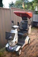 Heartway Venus S9 Mobility Scooter Silver Excellent Condition NEW Gosford Gosford Area Preview