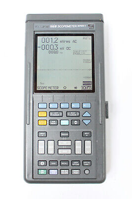 Fluke 105b Scopemeter Series Ii Digital Scope Meter Multimeter