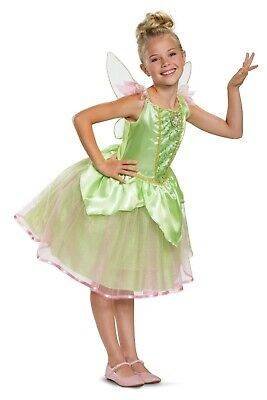 Toddler Child Disney Tinker Bell Classic Costume](Toddler Tinkerbell Costumes)