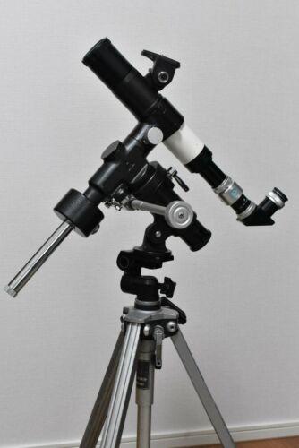 Takahashi TS type 40mm refracting equatorial mount H type 3 x Barlow lens