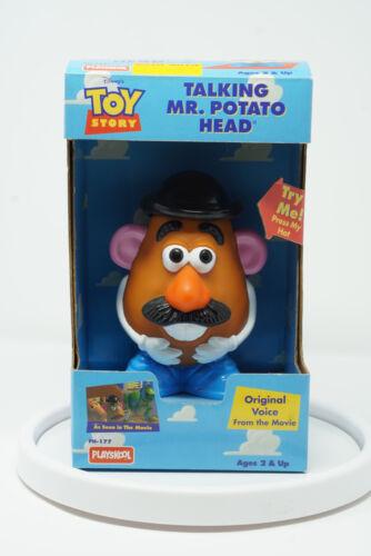 VTG Disney 1996 Playskool Toy Story Talking Mr. Potato Head NEW IN BOX - $39.99