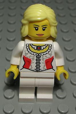 Lego Figur Frau Matrose Pirat                                            (479 #)