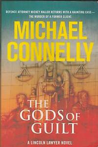THE GODS OF GUILT Michael Connelly ~ Large 1st Ed SC 2013 Perth Region Preview
