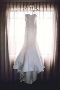 Mia Solano strapless wedding dress Marino Marion Area Preview