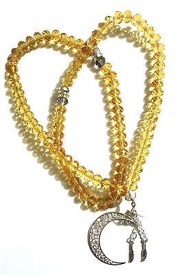 New High Quality Islamic Muslim Gift for Ramadan,hajj, ummrah With 33 Beads