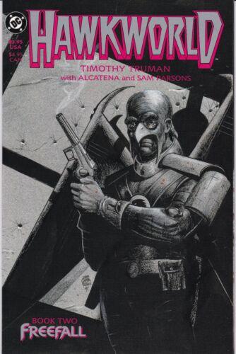 1989 Hawkworld #2 of 3 Freefall NM+ unread Hawkman DC Comics