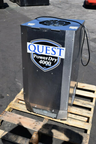 NEW FILTER Thermastor Quest Powerdry 4000 Pro Dehumidifier Commerical GUARANTEED