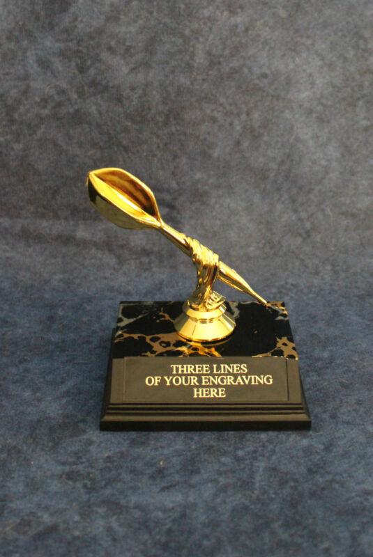 Dart Trophy -. FREE ENGRAVING!!!!