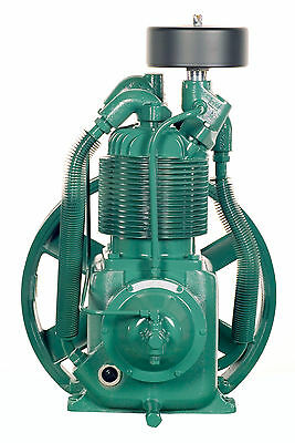 Champion R15bhu 3-5-7 Hp 2 Stage Splash Lubricated Champion Pump Whead Unloader