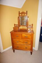 Antique Dressing Table West Beach West Torrens Area Preview