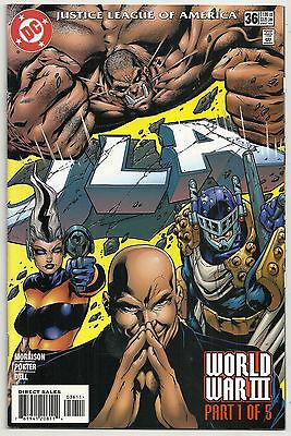 JLA   #36     NM  (1996 Series)