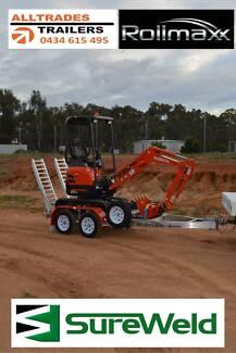 Aluminium Plant Trailer SureWeld RollMaxx Upper Coomera Gold Coast North Preview