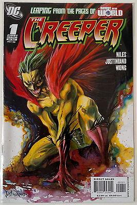(Creeper (4th) 1-6 (DC 2006-2007) Full Set)