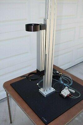 Parker Linear Pneumatic Cylinder Smc Precision Camera Newport Optical Table Mks