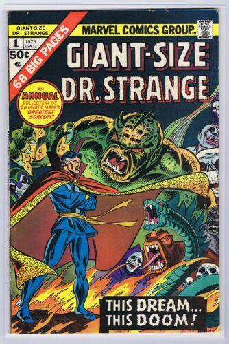 DR STRANGE GIANT SIZE 1 5.0 1975 AA