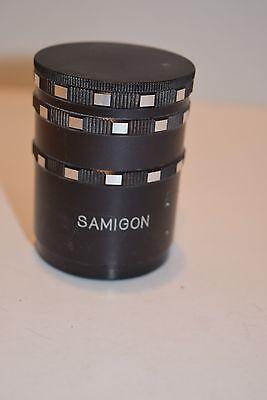 Адаптеры для объективов Samigon Extension Tube