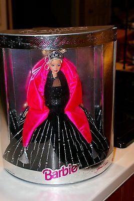 BNIB 1998 Happy Holidays Special Edition Barbie Doll