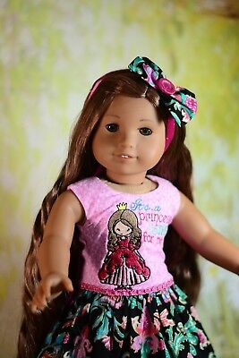 "American Girl of the Year 2011 Kanani 18"" Doll Brand New Head & Body for sale  Shipping to Canada"