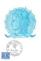 Cartolina Maximum - Turrita - 1977 - Lire 110 - Annullo Filatelico -  - ebay.it