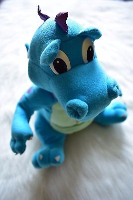 "VINTAGE 1999 PLAYSKOOL DRAGON TALES ORD CHILDREN'S 12"" PLUSH TOY"
