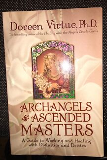 Doreen virtue ascended masters and archangels