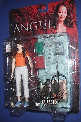New Angel the Series Season 3 Fred Action Figure Vintage Diamond Select Toys