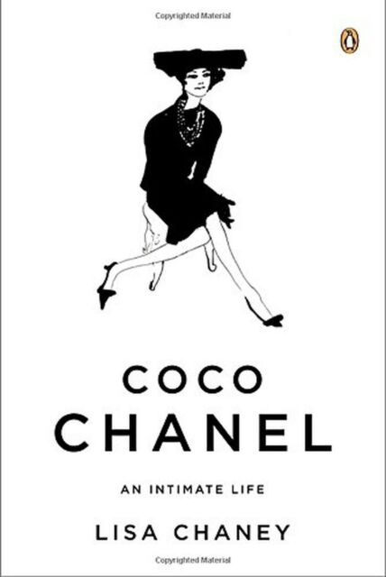 Coco Chanel: An Intimate Life NEW BOOK