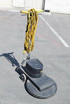 20 Electric 2 Speed Floor 1500 Machine Scrubber Polisher Buffer Burnisher 1.5hp