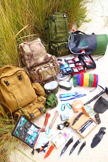 Survival bug out camping essentials