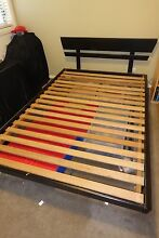 Solid wood futon frame (Double) Campbelltown Campbelltown Area Preview