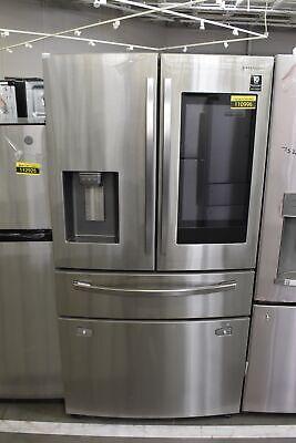 "Samsung RF28R7551SR 36"" Stainless Steel French Door Refriger"