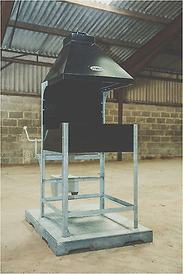 Blacksmiths Forge System AWB700FP - Flat pack Build it yourself kit