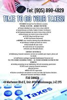 Income Tax Services in Missisauga