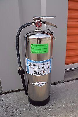 Amerex Model 250 2.5 Gallon Foam Fire Extinguisher New