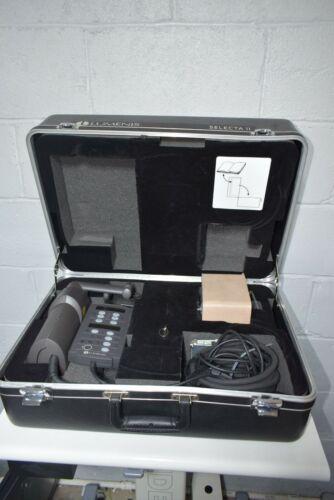 Lumenis Selecta II SLT laser with Haag Streit Slit Lamp Attachment