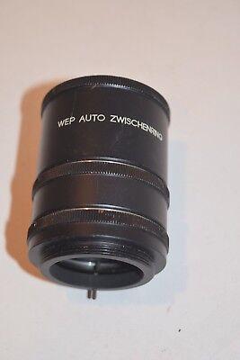 Адаптеры для объективов Wep Auto Zwischenring
