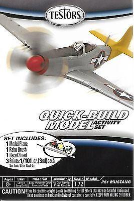 p51 mustang quick build aircraft airplane wwii