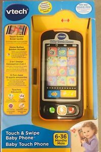 VTech® Touch & Swipe Baby Phone - FRENCH version
