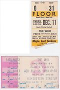 The Who Stub