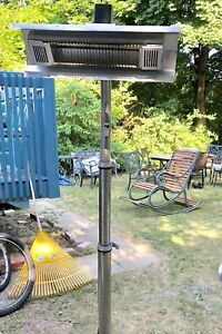 Electric Outdoor StainlessSteel Heater $275