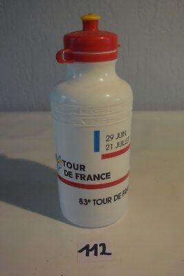 C112 Gourde publicitaire Tour de France 1996 83 ème tour de France collection