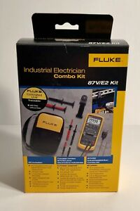 Fluke 87v/e2 with Certificate of Calibration - Brand new