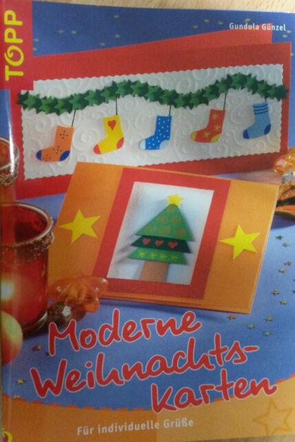 Moderne Weihnachtskarten, Band 3544 von Gundula Günzel (2006, Geheftet)