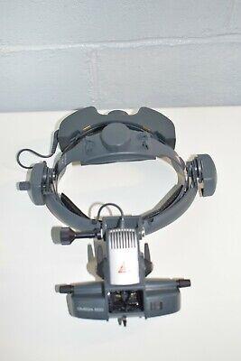 Heine Omega 500 Led Unplugged Binocular Indirect Ophthalmoscope Bio