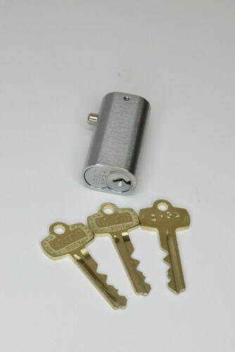 BEST 2P73 Medical Cart Filing Cabinet Lock Core Tumbler & 3 Keys Like 724VR
