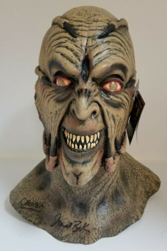 JONATHAN BRECK signed Jeepers Creepers Adult MASK auto FULL Officially Licensed