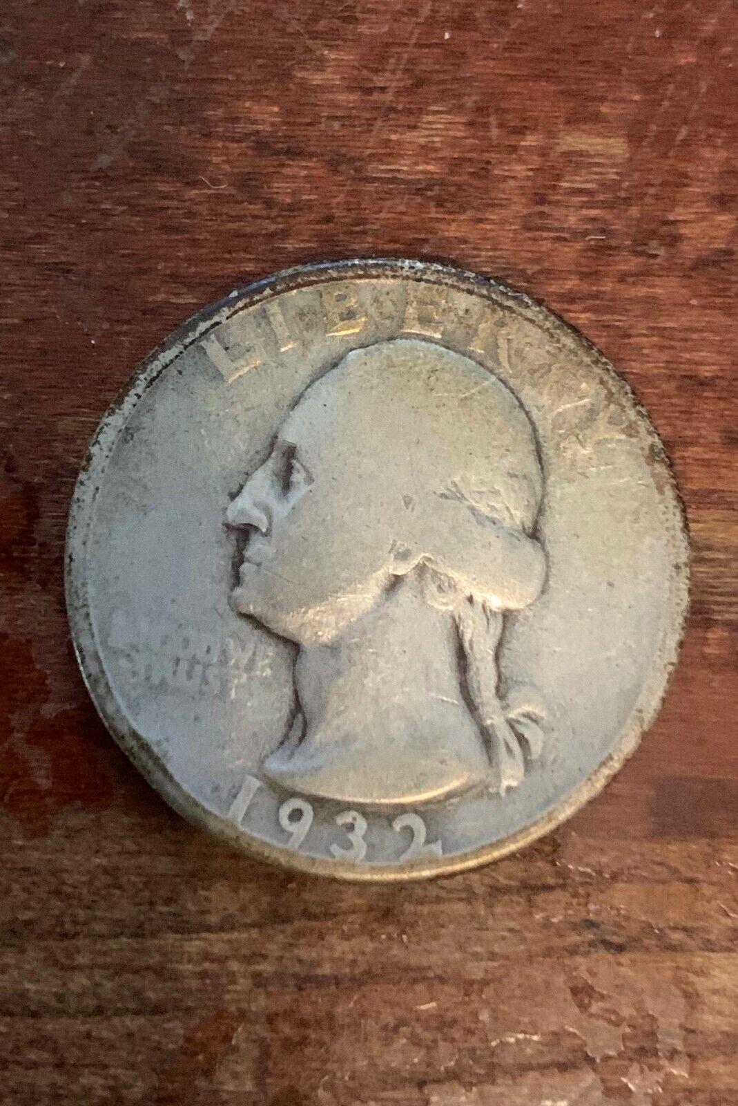 1932-D Washington Quarter - $60.00