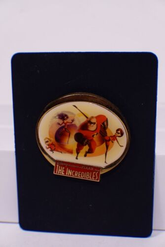Disney The Incredibles Collection The Family Pin
