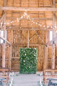 Wedding backdrop and decor for sale